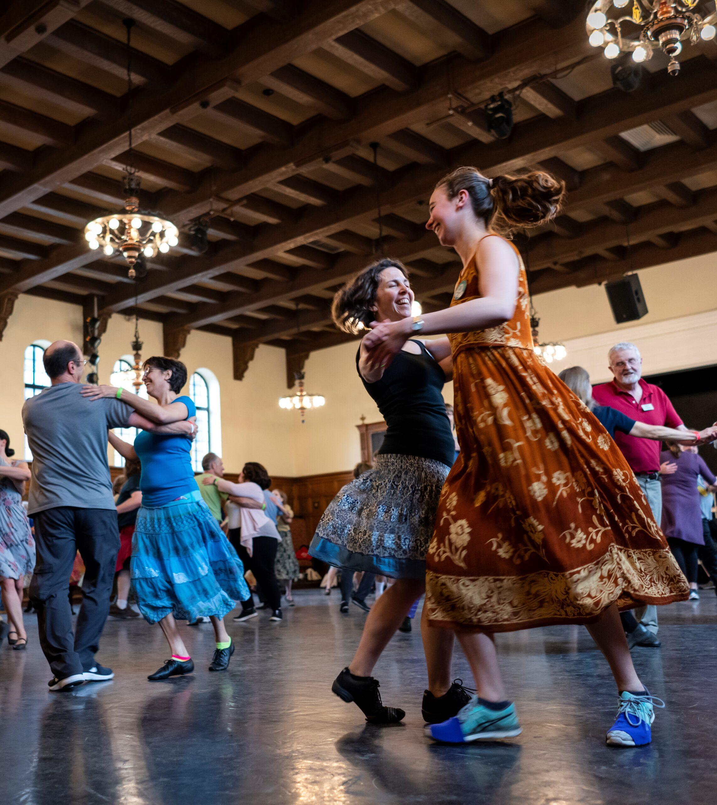 CSMA Dance